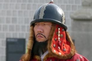 Soldat Coreen - Coree du Sud